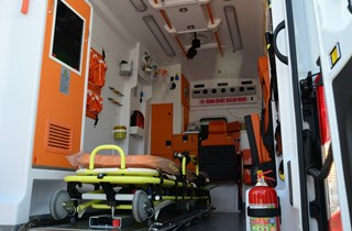 Gemlik Belediyesi Hasta Nakil Ambulansı hizmete başlıyor
