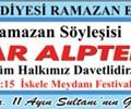 """""""Yaşar Alptekin"""" Ramazan Söyleşisi"""