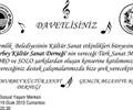 """""""TÜRK SANAT MÜZİĞİ KONSERİ"""""""