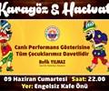 Canlı Performans : Karagöz & Hacivat