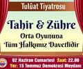 Tiyatro : Tahir & Zühre