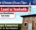 Narlı Camii Açılış