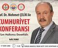 Cumhuriyet Konferansı - Mehmet ÇELİK