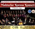 Muhtarlar Korosu Konseri