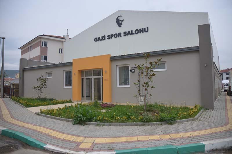 Gazi Spor Salonu