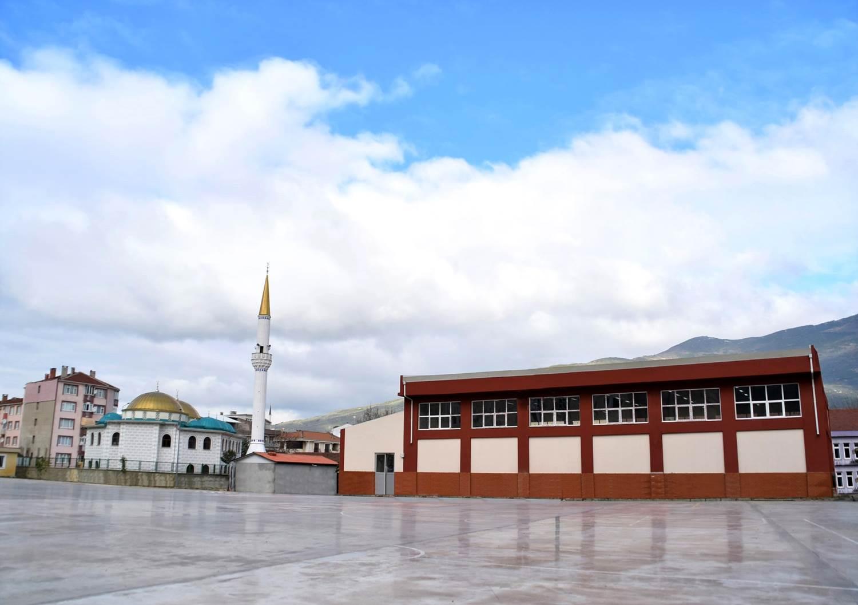 Semanur Erdoğan Spor Salonu