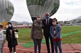 29 Ekim Balon Uçuşu