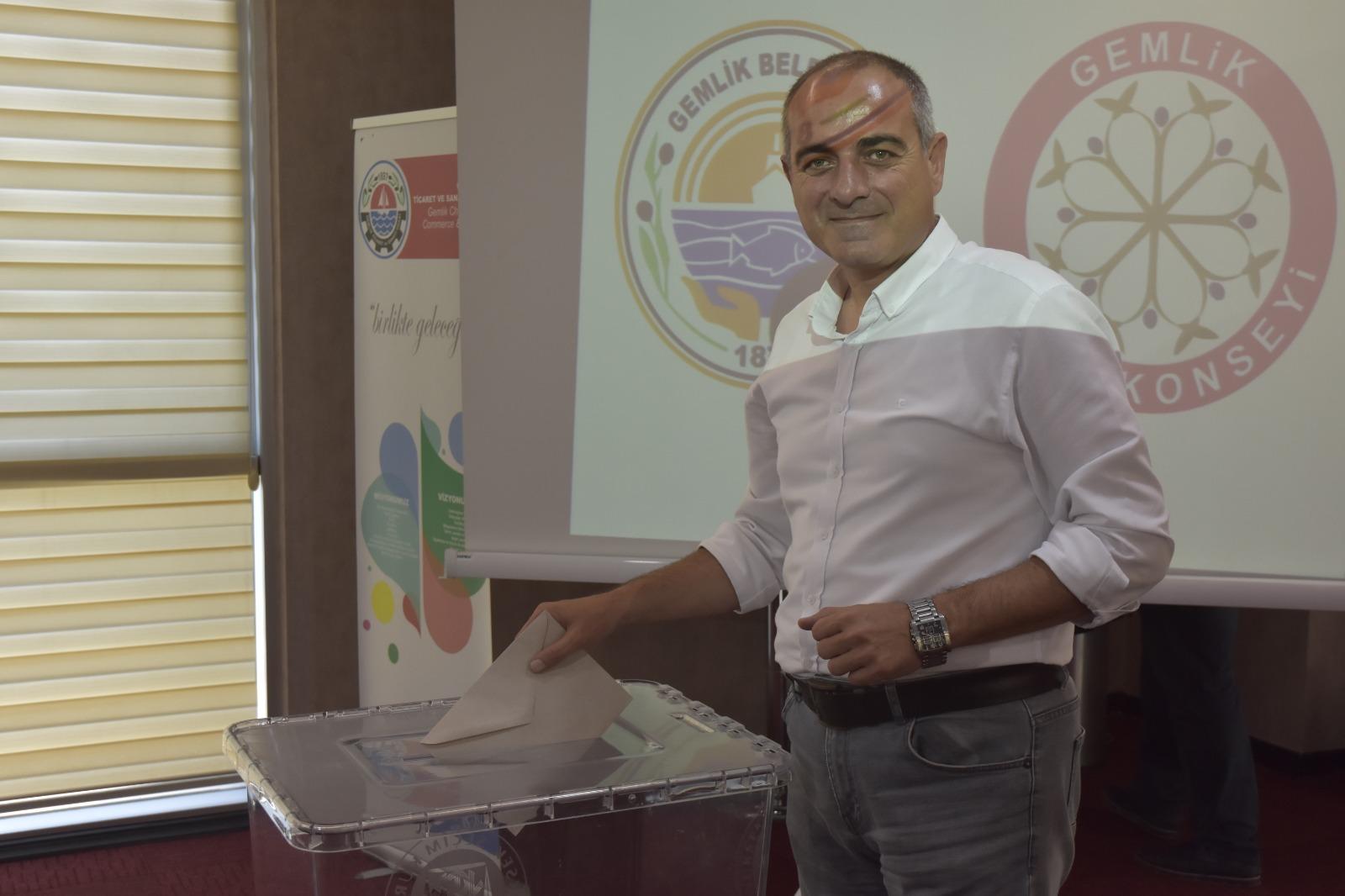 Kent Konseyi yeni başkanı Gürhan Çetinkaya