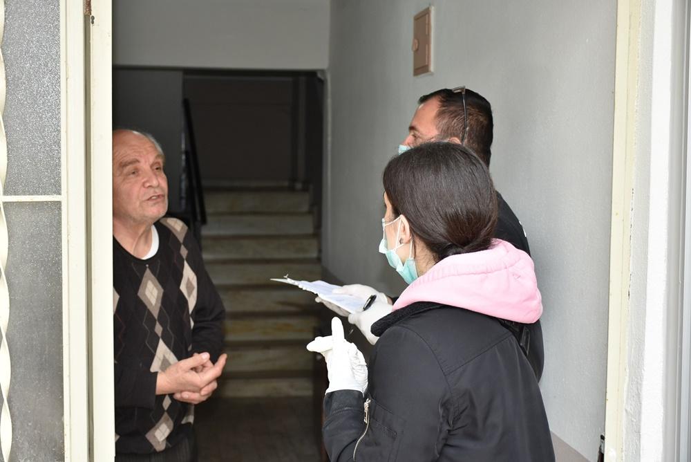 Gemlik Belediyesi ekipleri görev başında