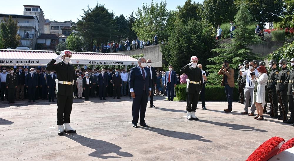 3.Cumhurbaşkanı Celal Bayar törenle anıldı