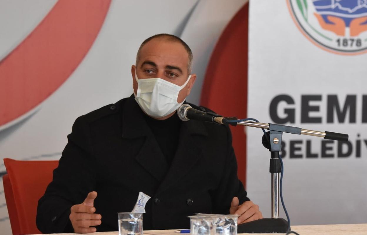 Belediye Başkanımız Mehmet Uğur Sertaslan