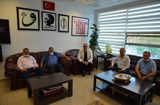 """Başkan Sertaslan, """"STK'lar siyasi bir düşüncenin yansıtıldığı yerler olmamalı"""""""