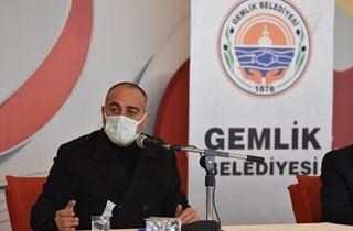 Belediye Başkanımız Mehmet Uğur Sertaslan'dan çağrı, 'Mecburu işler haricindeki bütçe, kapanma bütçesi olarak kullanılsın'