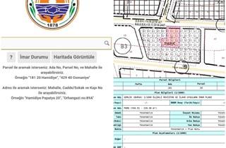 Gemlik Belediyesi'nden E-İmar hamlesi