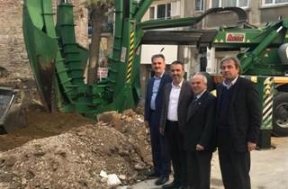GEMLİK'İN ÇEHRESİNE 'YEŞİL' DOKUNUŞLAR