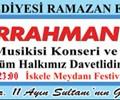 """Abdurrahman Önül"" Türk Tasavvuf Musikisi Konseri ve Sema Gösterisi"