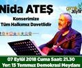 Konser : Nida ATEŞ