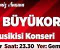 Tasavvuf Musikisi Konseri : Bayram Büyükoruç