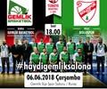 GemlikSpor - Boluspor Basketbol Maçı