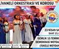 Livaneli Orkestrası ve Korosu