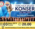 Türk Halk Müziği Konseri