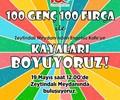 100 Genç 100 Fırça