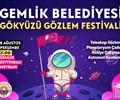 Gökyüzü Gözlem Festivali
