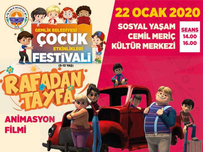 Animasyon Film : Rafadan Tayfa Dehliz