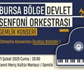 MÜZİK ETKİNLİKLERİ : Devlet Senfoni Orkestrası Konseri