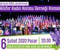 Müzik Etkinlikleri : Nilüfer Kadınlar Korosu Konseri