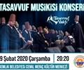 Müzik Etkinlikleri : Tasavvuf Musikisi Konseri