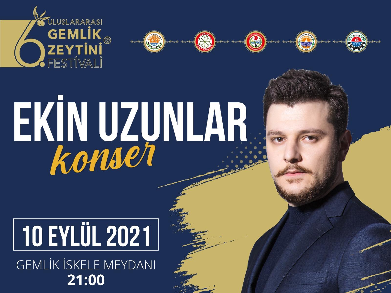 Konser : Ekin UZUNLAR
