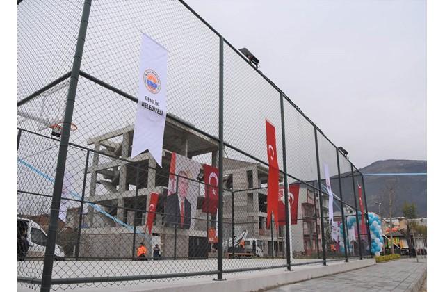 Hacı Bektaş'ı Veli Spor Tesisi