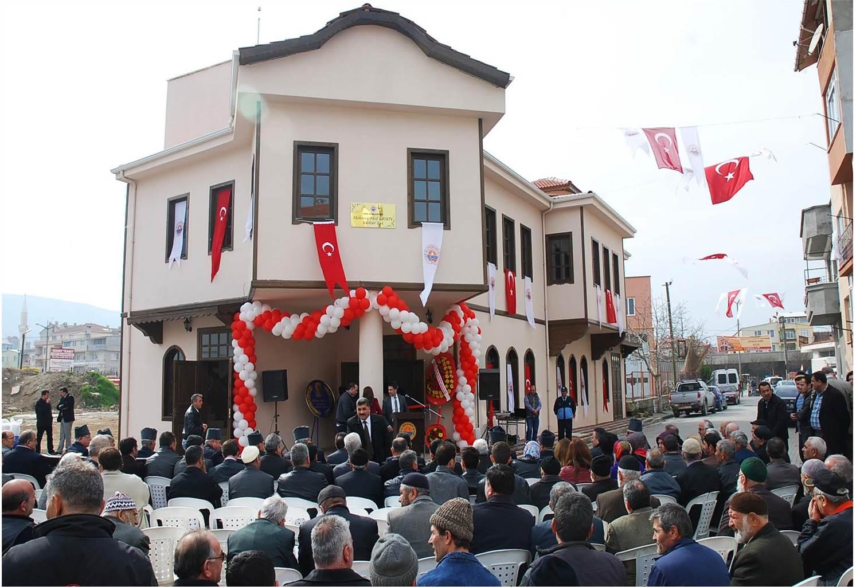 Mehmet Akif Ersoy Kültür Evi